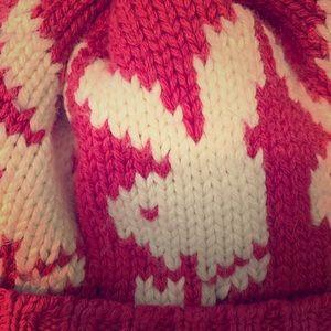 Playboy wool winter hat